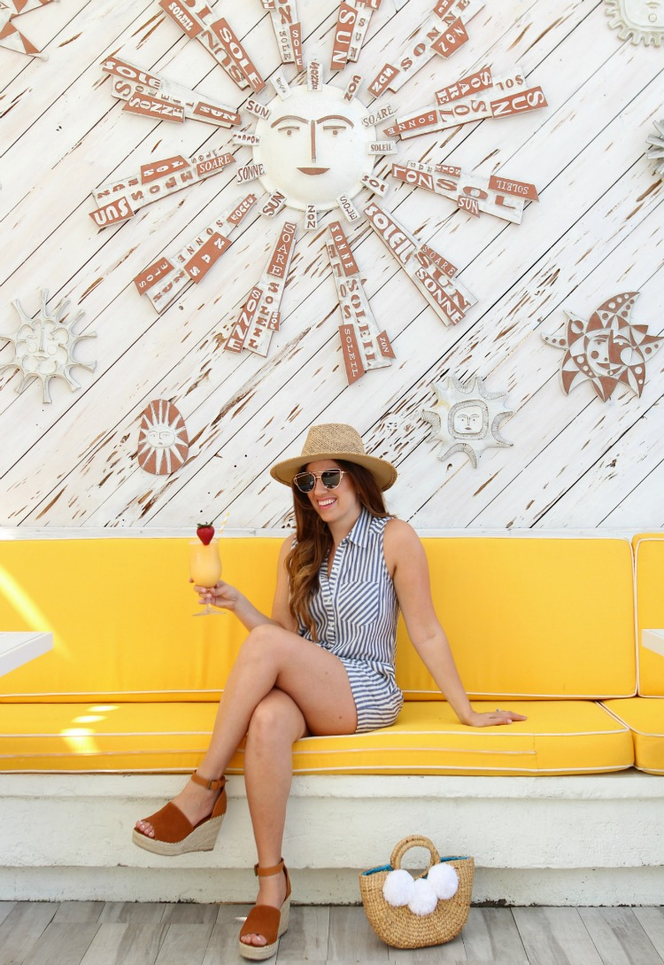 EAU Palm Beach, Travel Blogger Jaime Cittadino, Sunflowers and Stilettos blog
