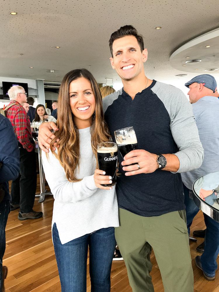 Dublin Ireland Guinness Factory