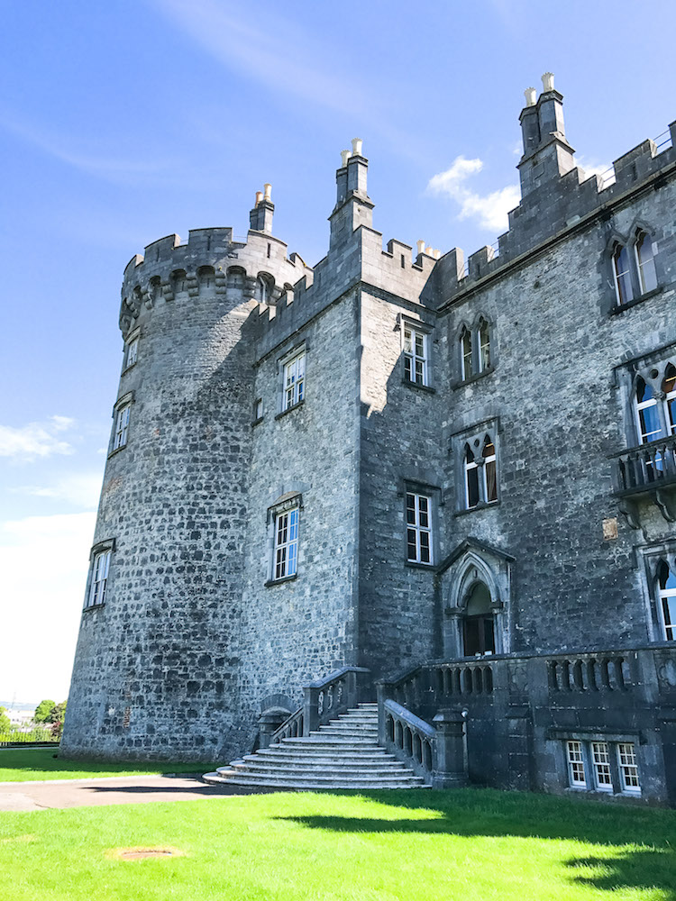 Kilkenny Castle travel review