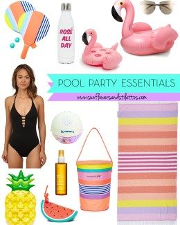 Pool Party Essentials, Best Pool Floats