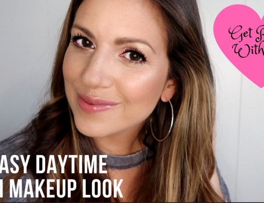 Easy Daytime Glam Makeup Look, Makeup Tutorial, Jaclyn Hill X Morphe palette, Jaime Cittadino Beauty Blogger