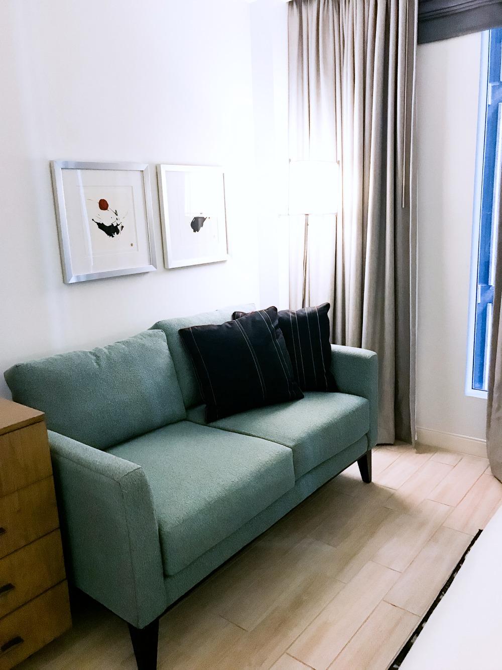 Hotel Indigo Atlanta Downtown room review