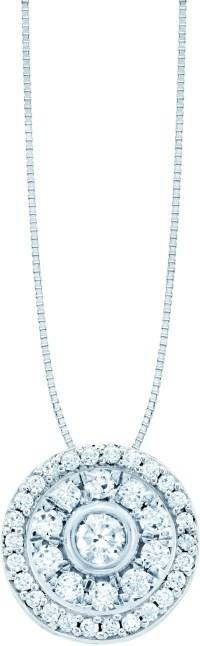 Jared diamond necklace 211388107