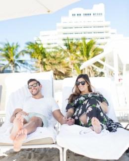 Miami Fashion Blogger Jaime Cittadino Sunflowers and Stilettos at Eden Roc Miami Hotel
