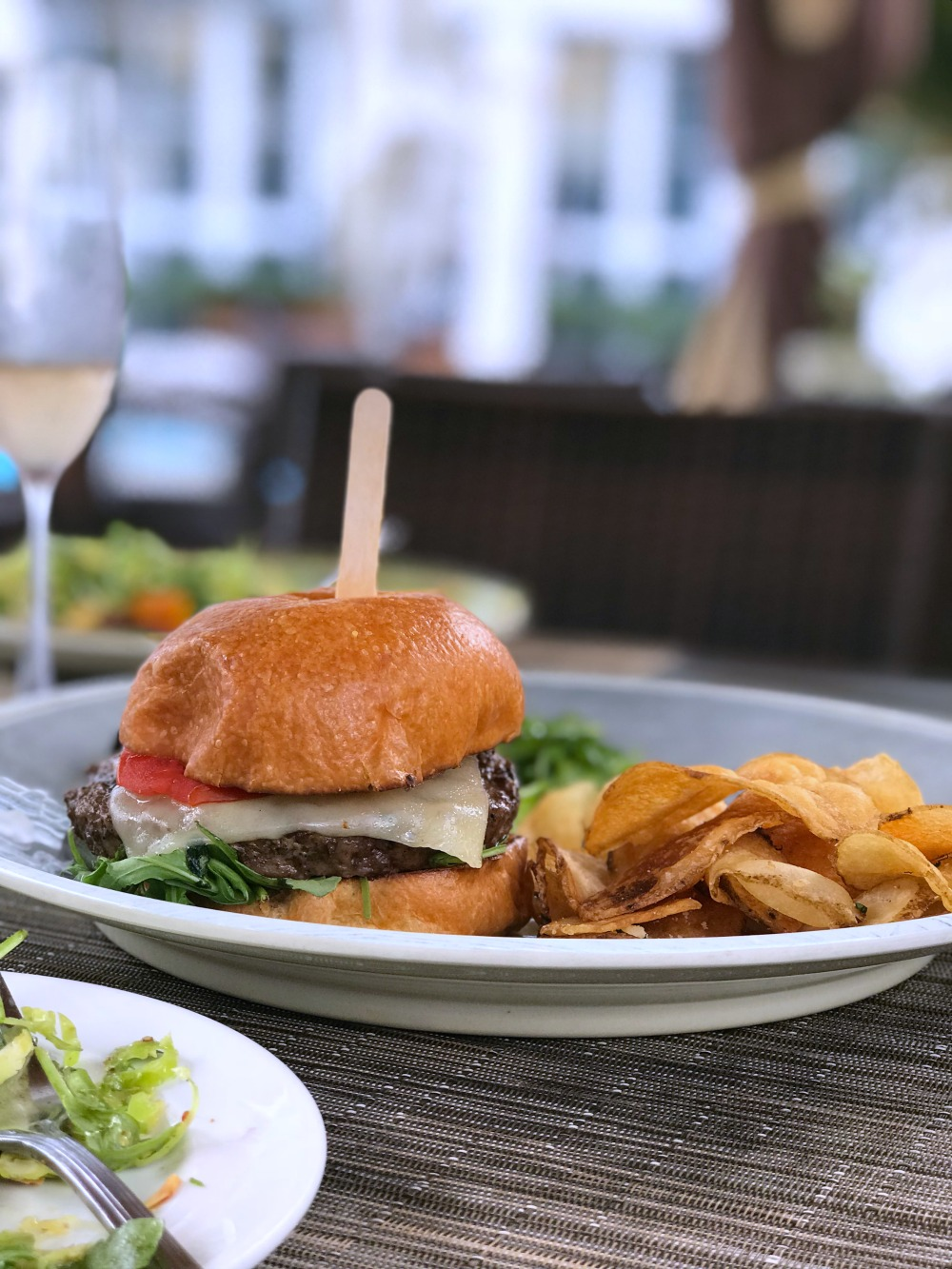 Splash Malibu Farm restaurant review
