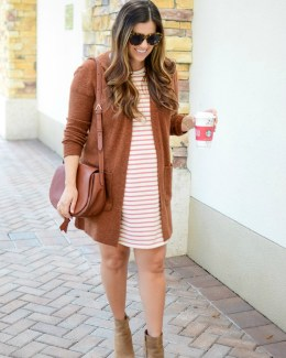 Thanksgiving outfit, Madewell Cardigan, Fall Fashion