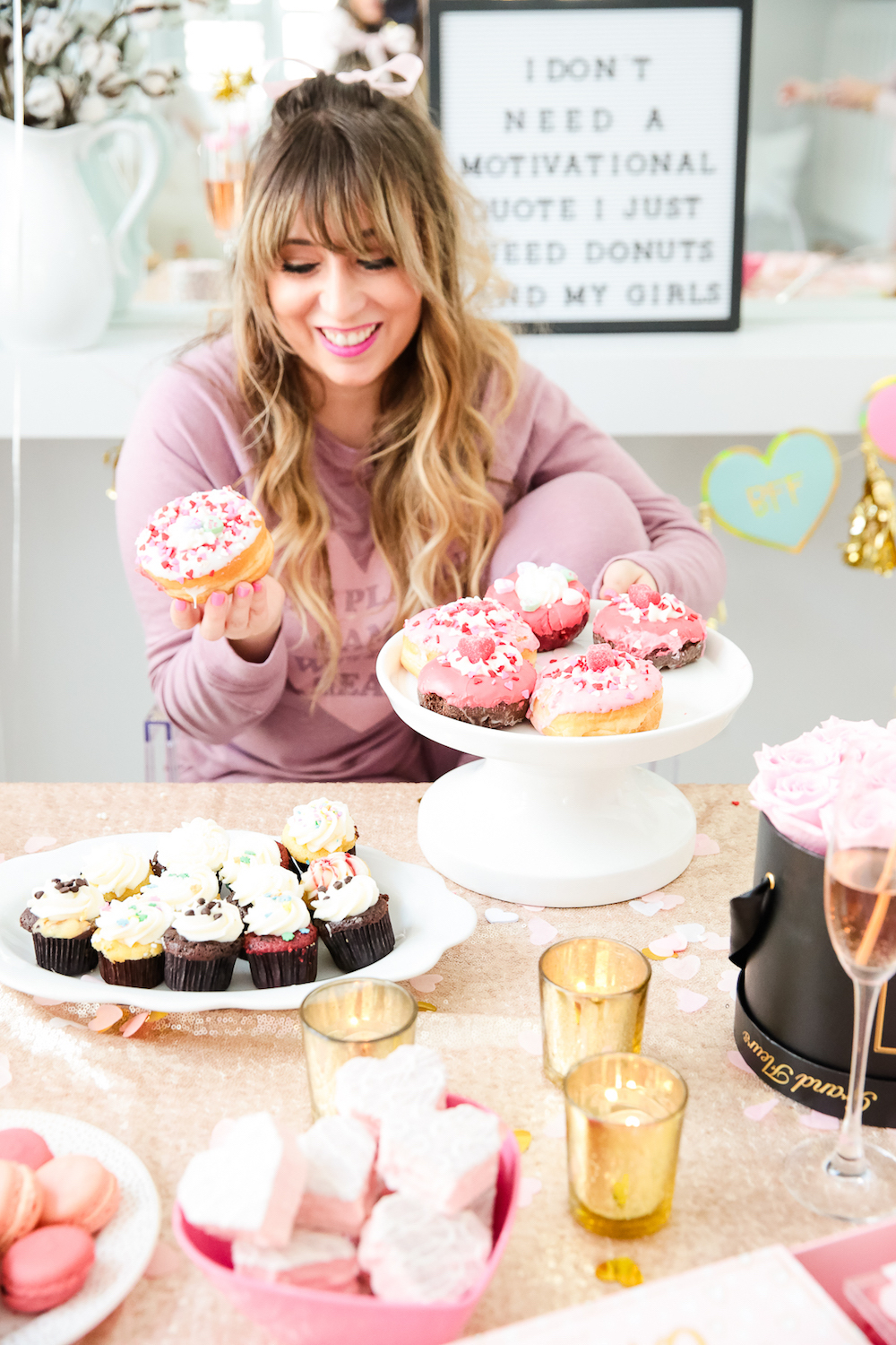 host the best valentine's day party