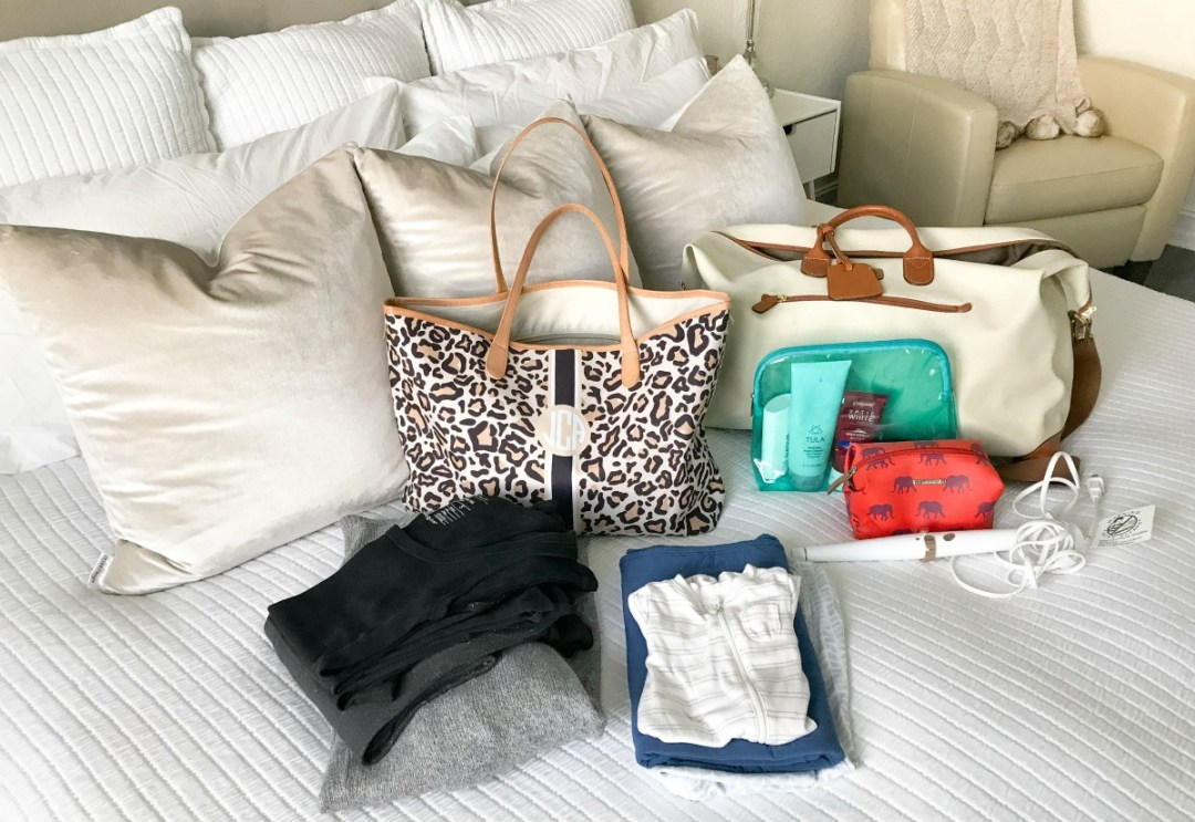 Hospital Bag Packing List, What to Pack in your Hospital Bag