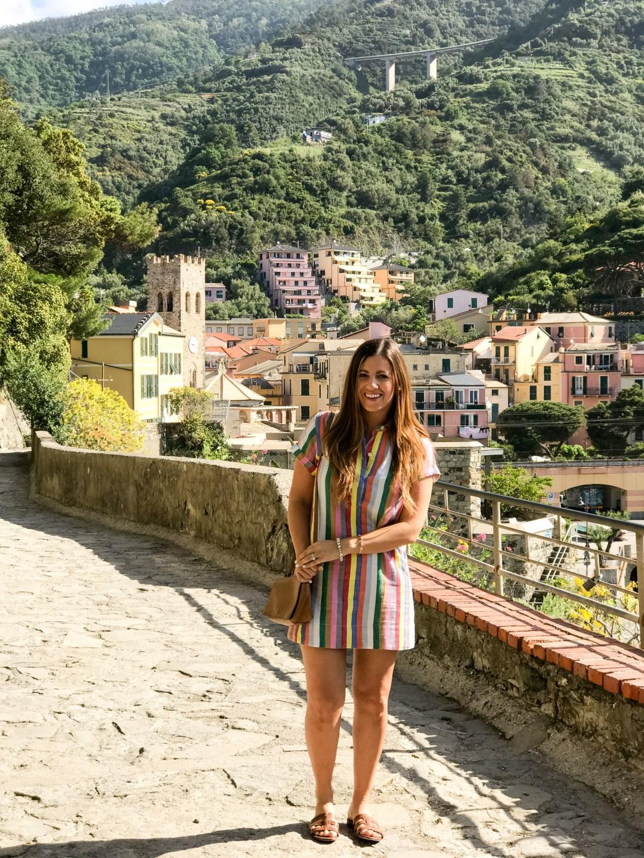 tuscany cinque terre Monterosso travel guide