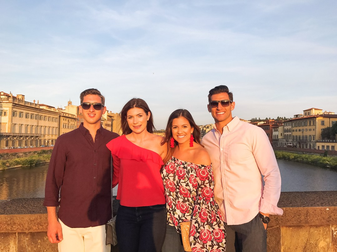 FLORENCE TRAVEL GUIDE by Jaime Cittadino of SUNFLOWERS AND STILETTOS