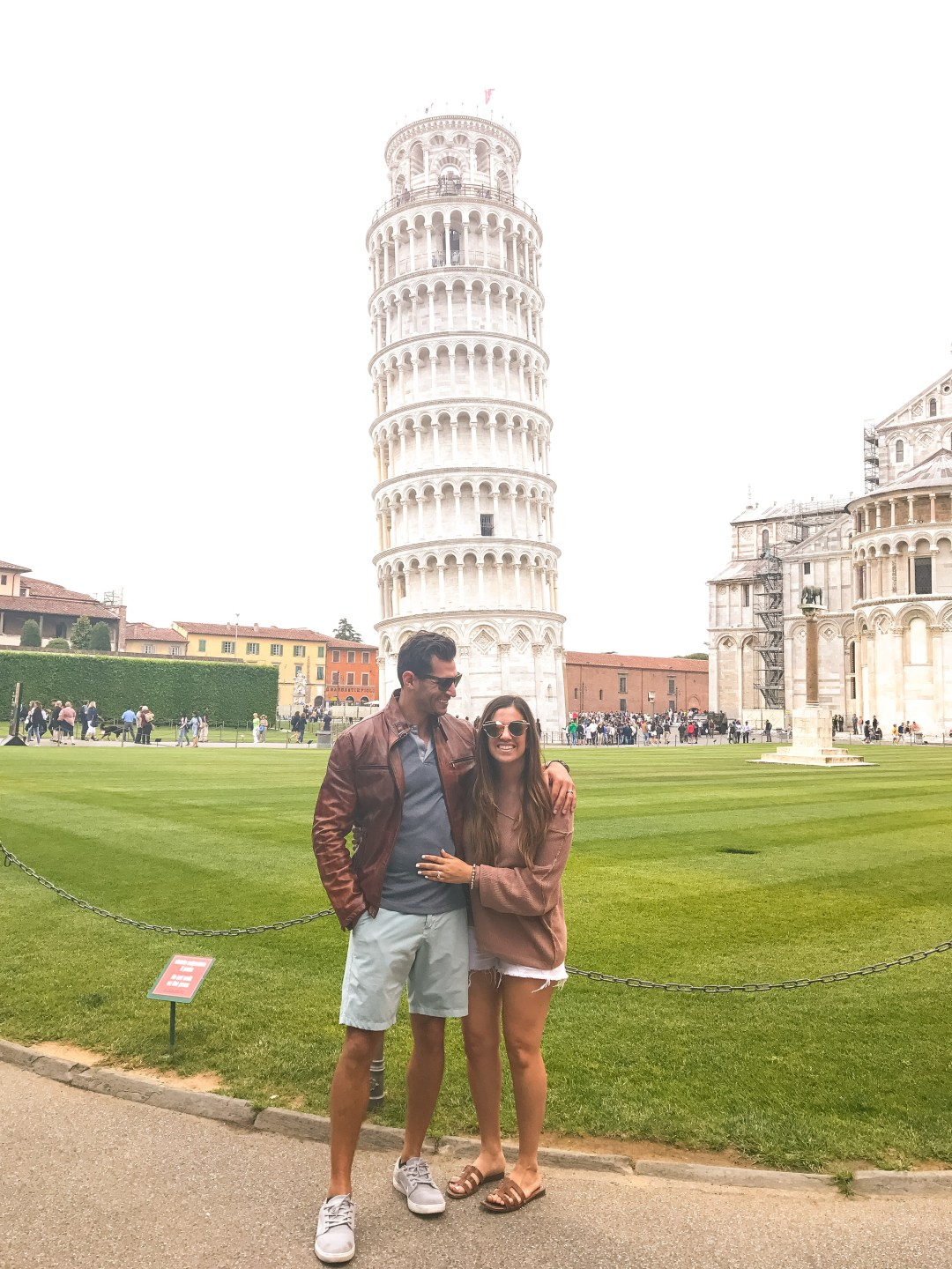 Leaning Tower of Pisa, Italy review