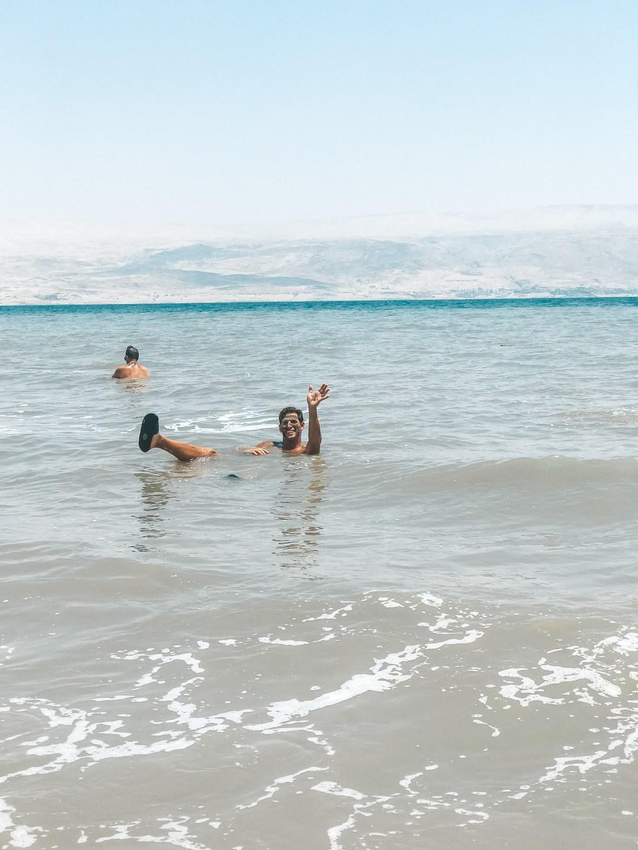 Dead Sea floating Israel, Abraham Tours Israel
