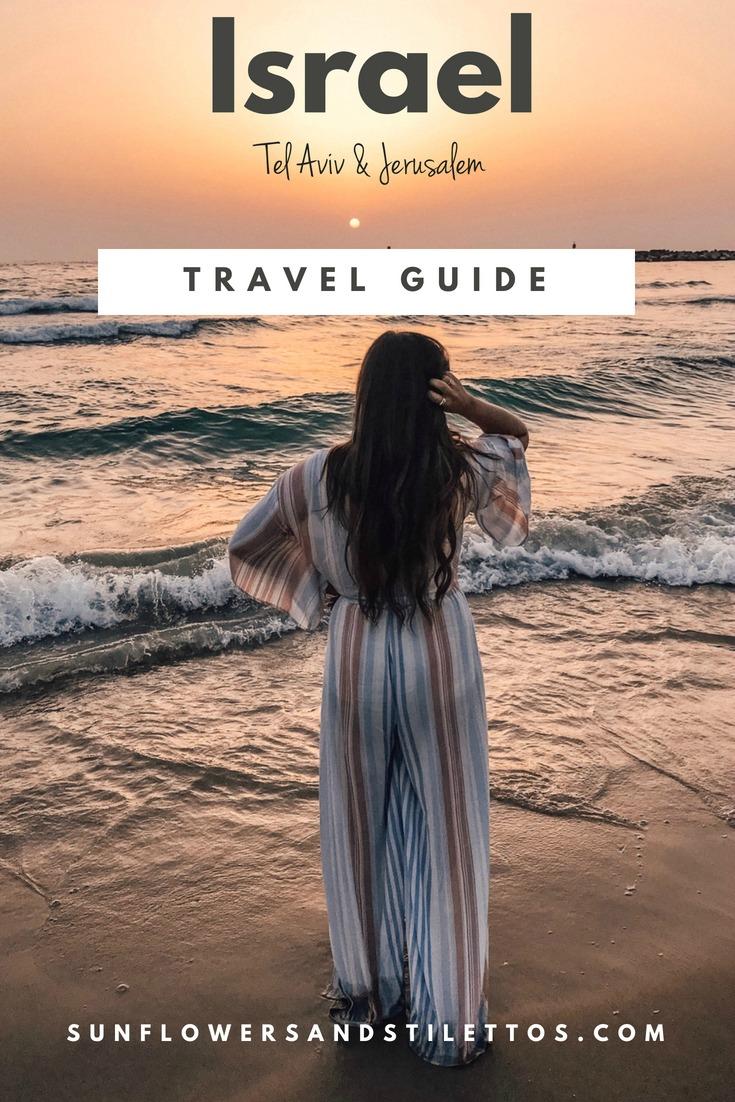 ISRAEL TRAVEL guide, Tel Aviv and Jerusalem travel guide