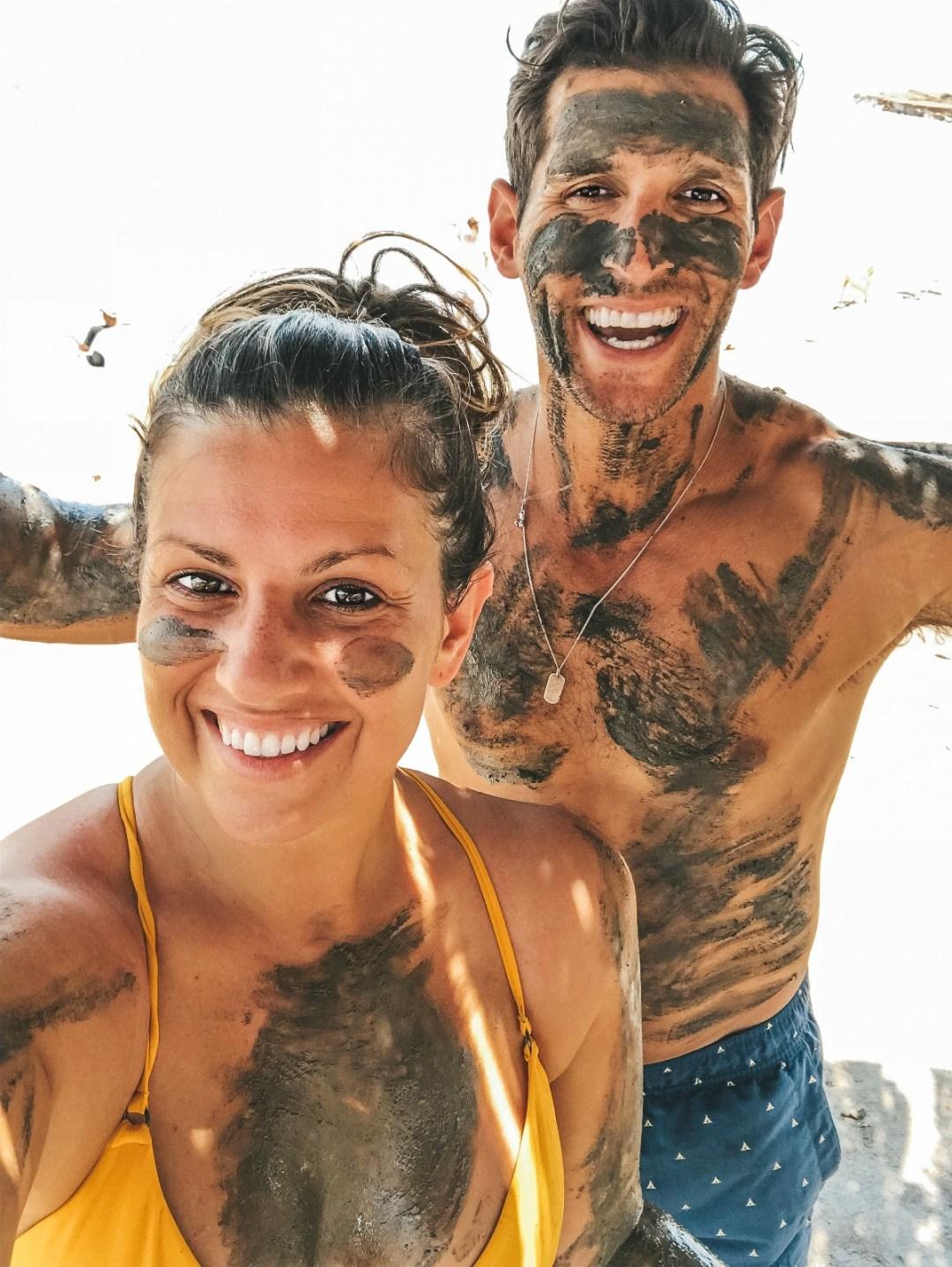 The Dead Sea Tour, Dead Sea mud
