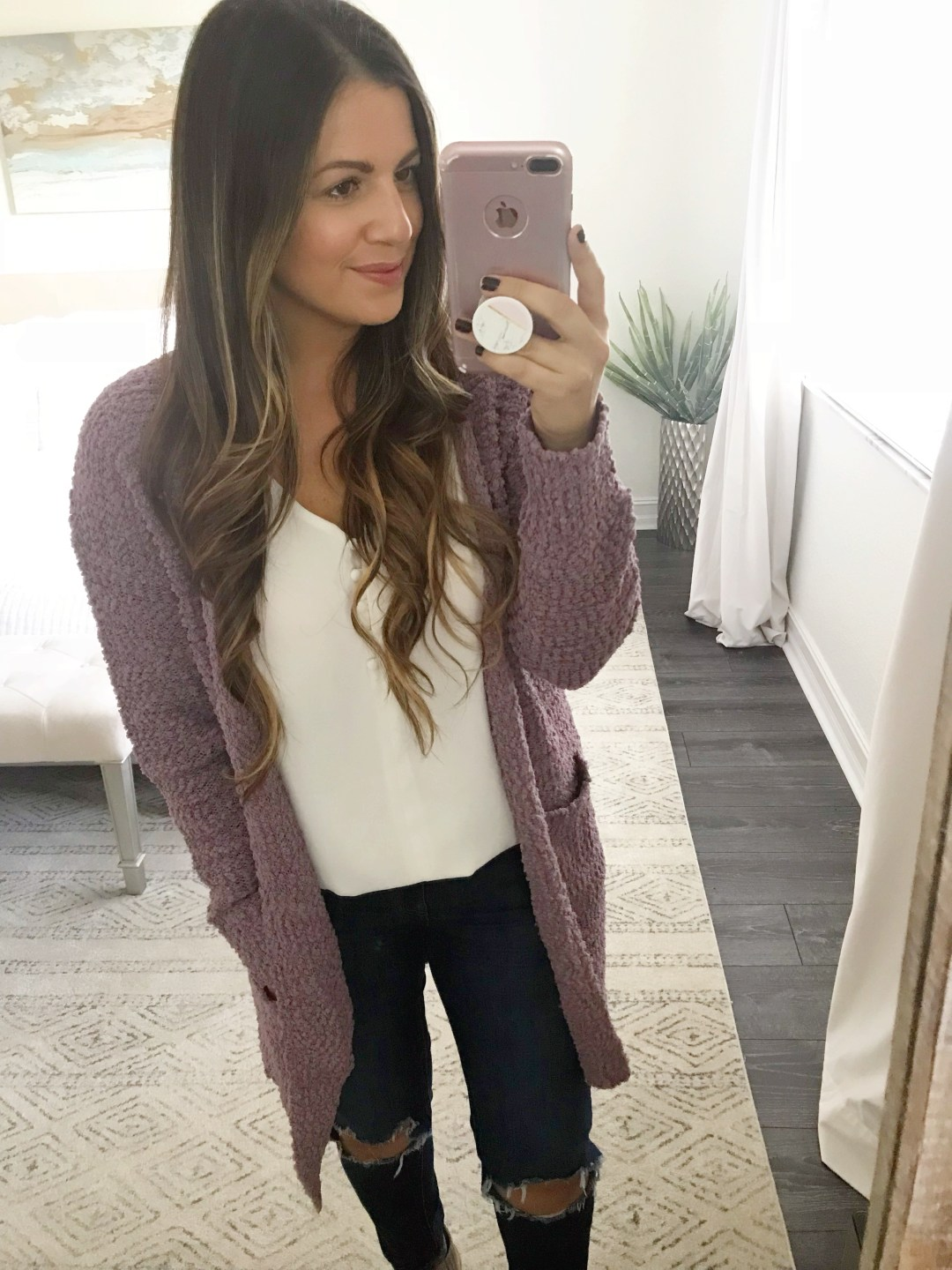 Amazon cozy cardigan