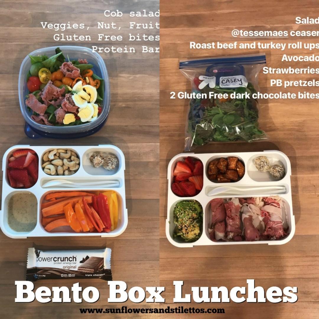 Bento Box Lunches, Bento Box