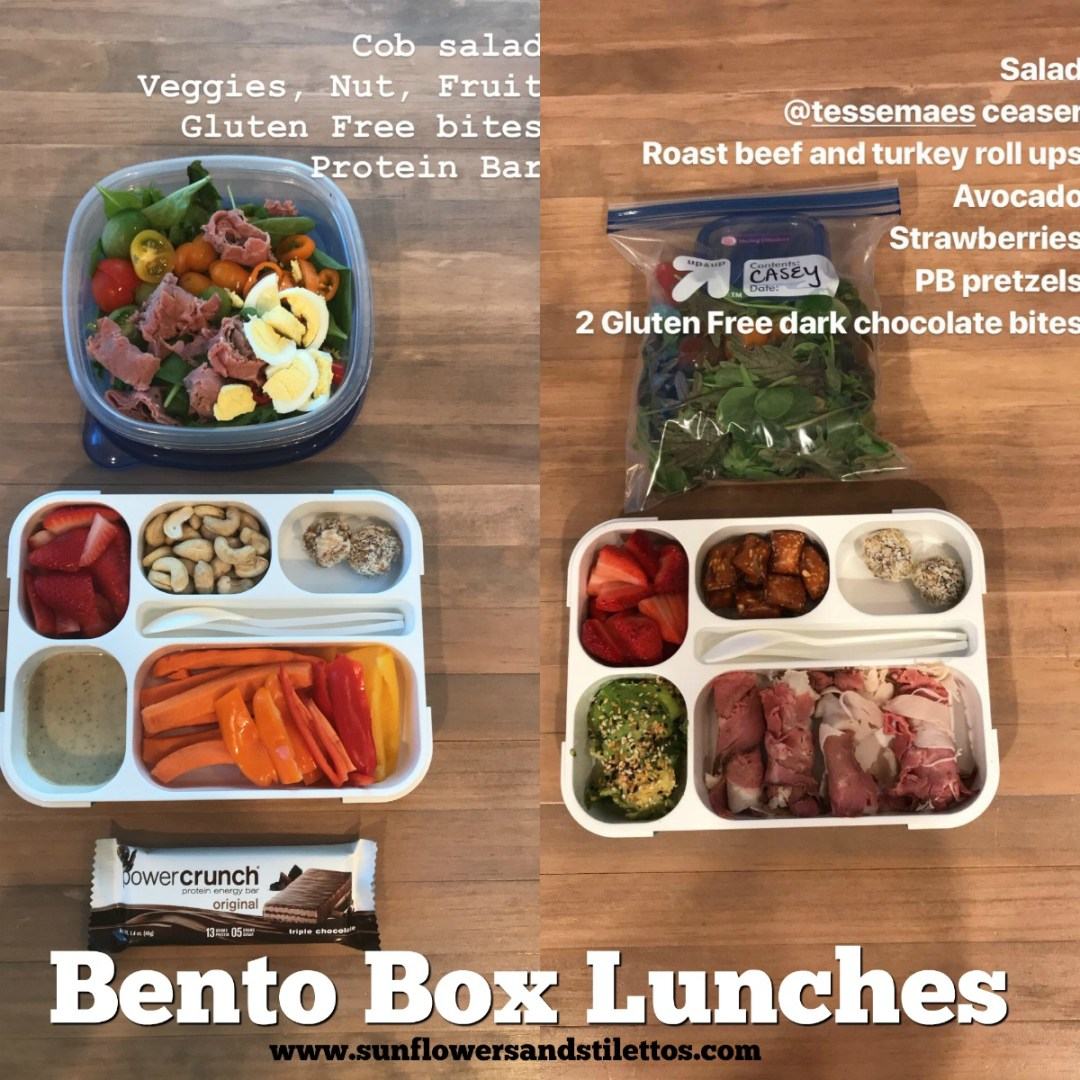 Bento Box Lunches, Bento Box