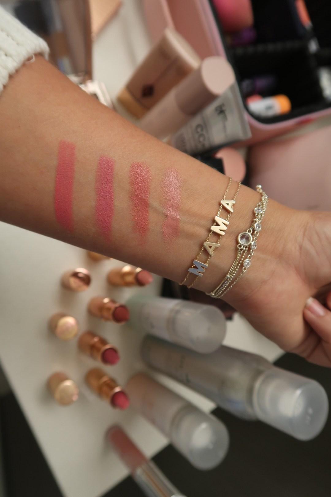 Sephora Favorites, Charlotte Tilbury, Best lipsticks