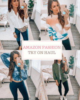 Amazon Fashion Haul by Jaime Cittadino, Florida Fashion Blogger