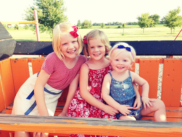 Star Spangled Kids: A Link Up!