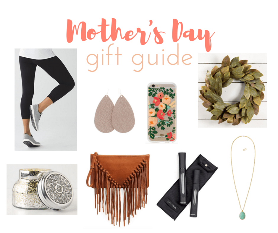 Sunflower State of Mind: 2016 Mother's Day Gift Guide