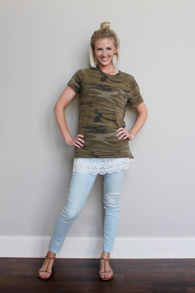 Classic Dianne Shirt Extender 1