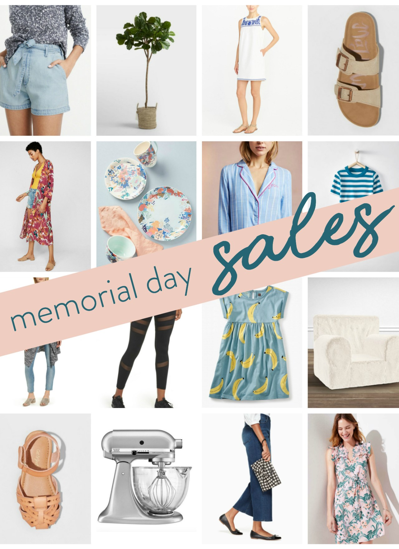 Memorial Weekend Sale ROUND-UP