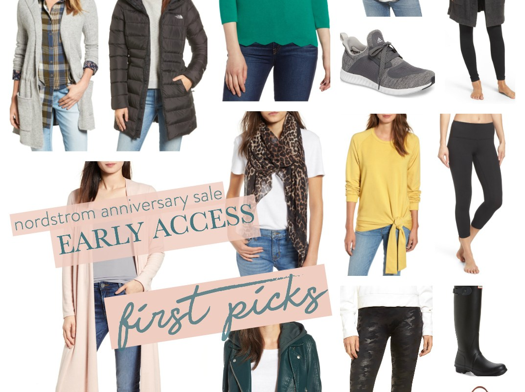 Nordstrom Anniversary Sale – Early Access Starts Now!