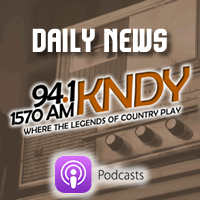 KNDY News: Morning Edition Podcast