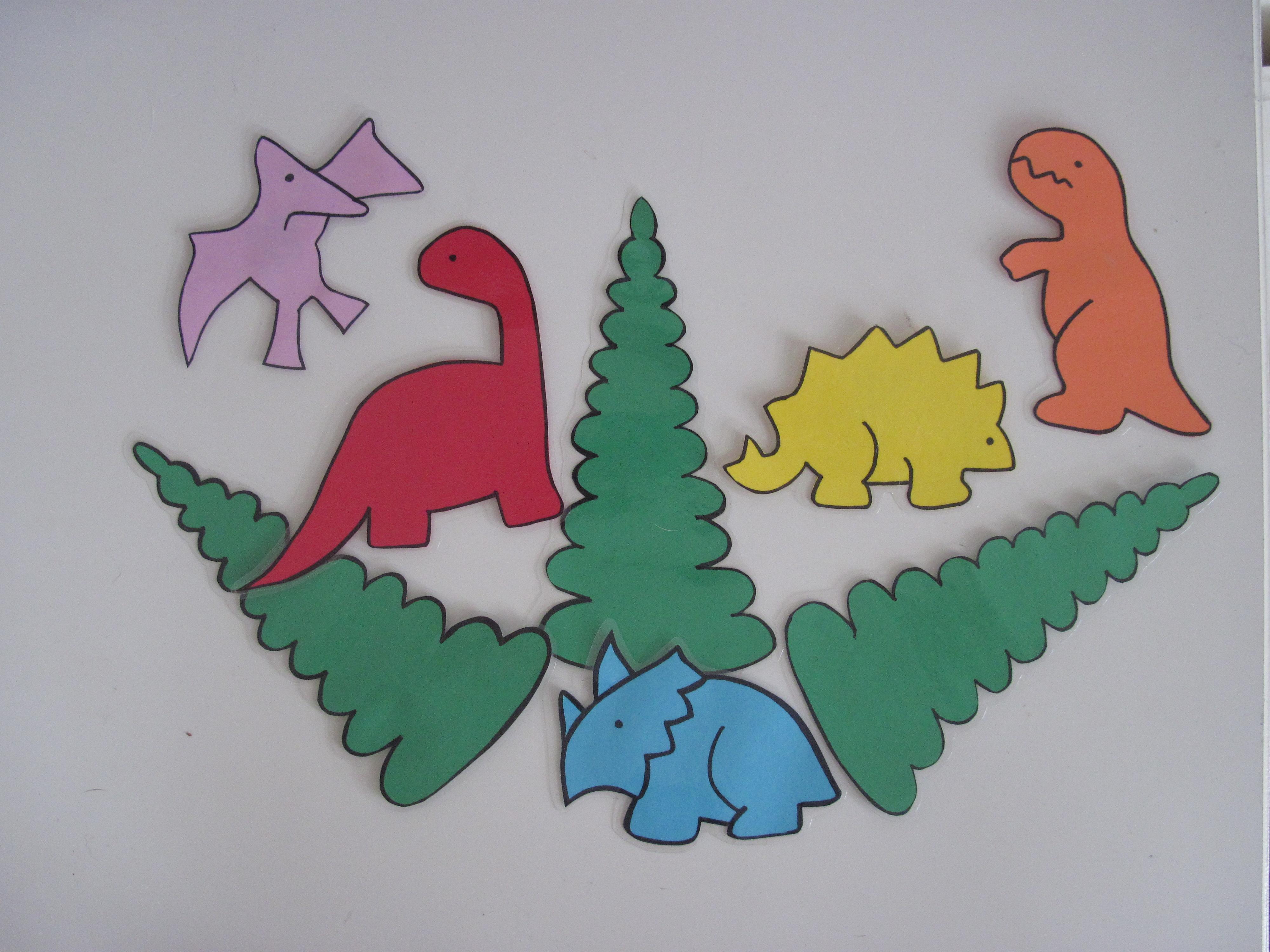 Dinosaur Preschool Storytime