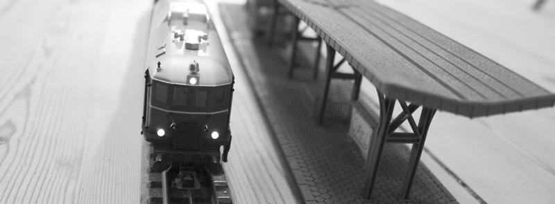 Photo of a miniature train, by Sunny