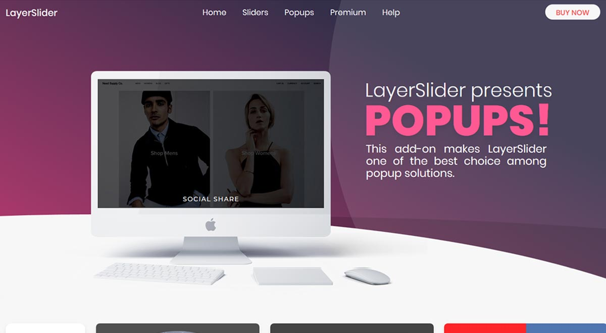 Layer Slider Plugin for WordPress