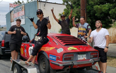Sung Kang Shows Us His New Carbon Signal Interior For Project DocZ 240Z