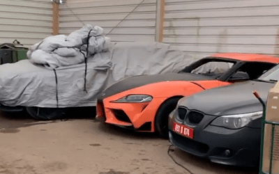 Sung Kang Gives Behind The Scenes Peak Into Fast & Furious 9 Cars Used In Filming
