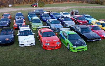 This Legend Has Built 24 Cars From The Fast And The Furious Movies And Is Planning More