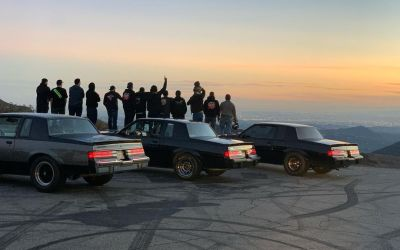 Sung Kang Wows With New Buick Grand National At Car Meet