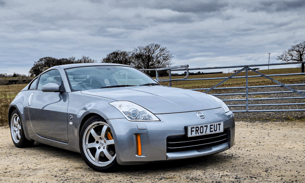 A Nissan 350Z Joins Sung's Garage – What's The Plan?