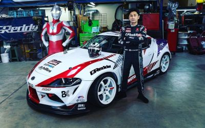 Ken Gushi – Formula Drift Champion and Racing Driver