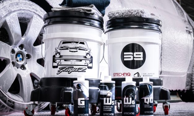 Sung Kang's Dream Detailing Kit Now Available To Buy – Gtechniq Special Edition Fugu Z Wash Kit