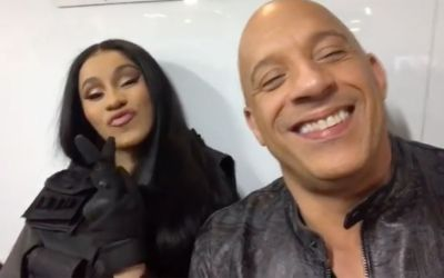 Watch Cardi B As She Joins The Fast and Furious 9 Family