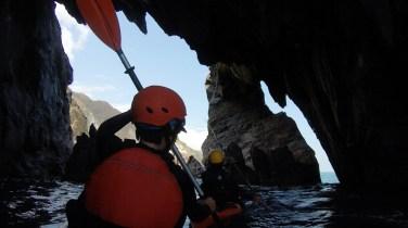 南方澳海洋獨木舟 烏岩角