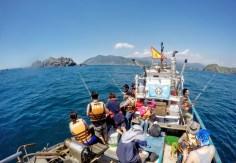 三仙礁體驗海釣趣味