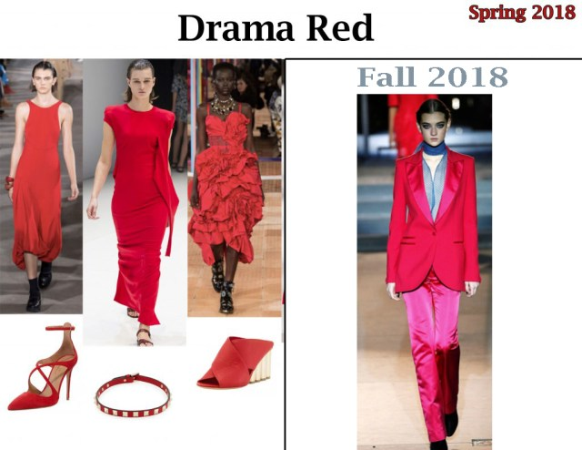 879cd64c82e4 Deep Pink that is in stores right now is also going to be popular in  September when it is going to be mixed with grey and red.Look for classic  tops and ...