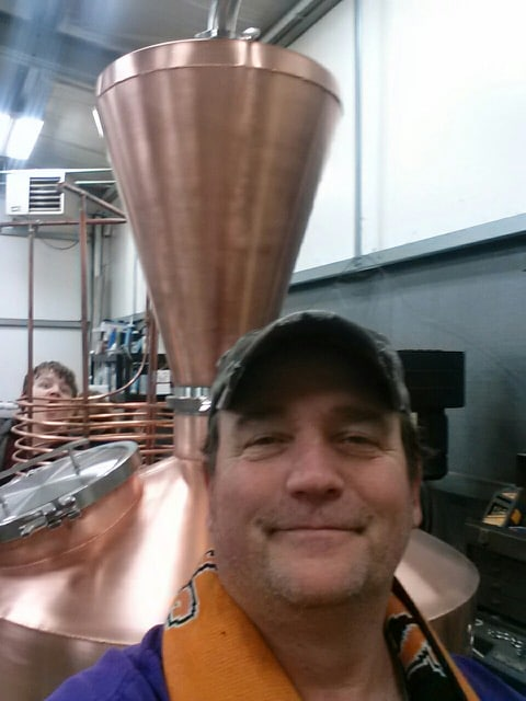 """Our Distiller """"Woody"""""""
