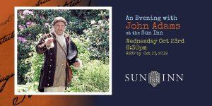 John Adams Dinner