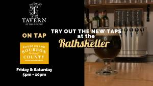 Rathskeller Bourbon County Stout Event
