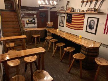 Rathskellar Cellar Bar Room