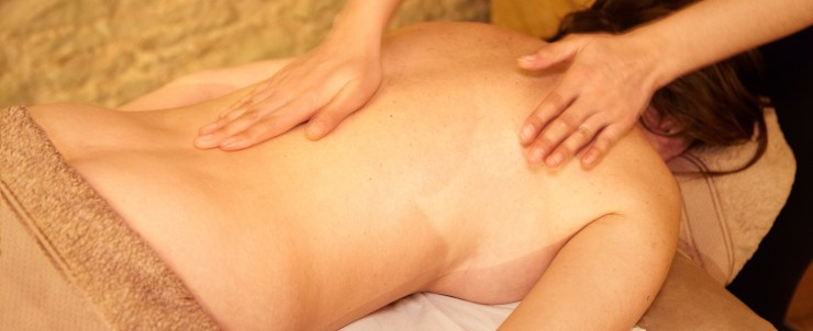 body back massage