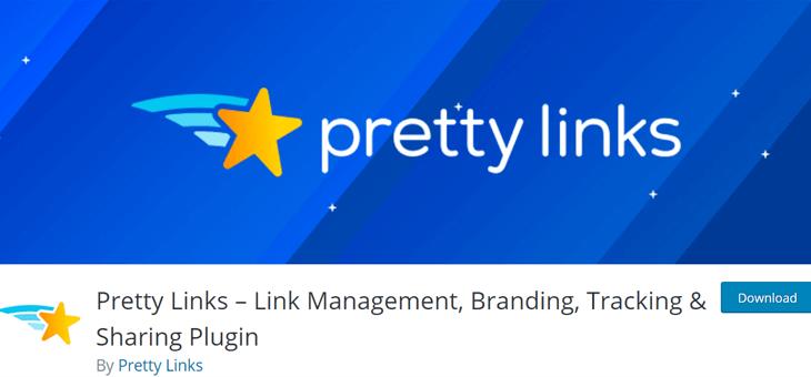 Pretty Links affiliate marketing WordPress plugin