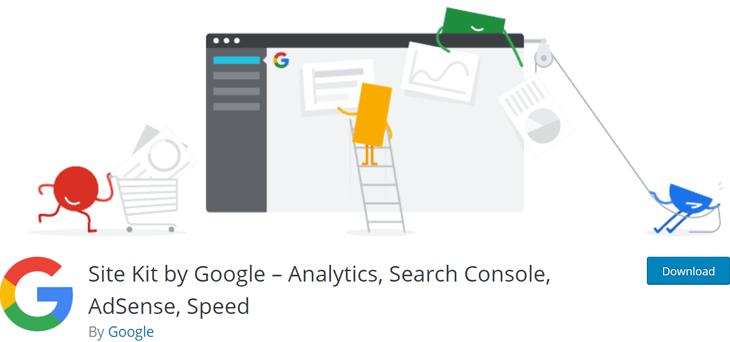 Site Kit by Google Analytics Plugin Free